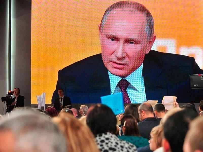 Вы тут корреспондент либо тоже всех одурачили — Путин vsСобчак
