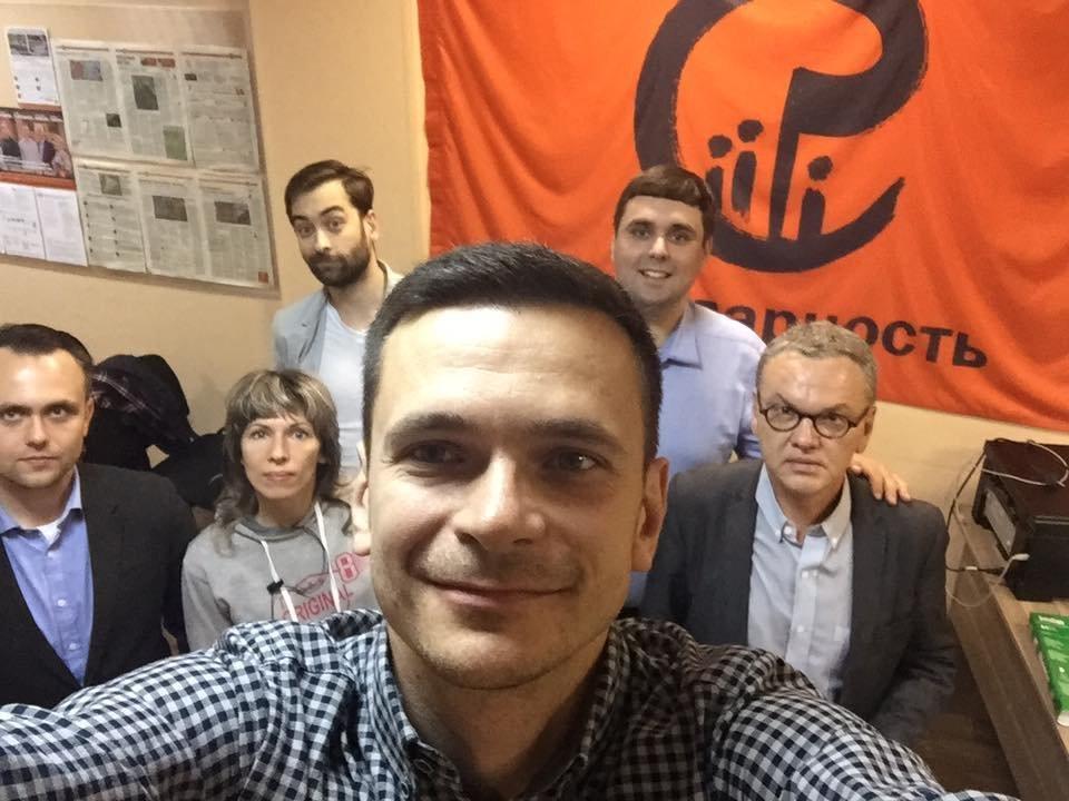 Яшин анонсировал марш памяти Немцова в столице России 25февраля