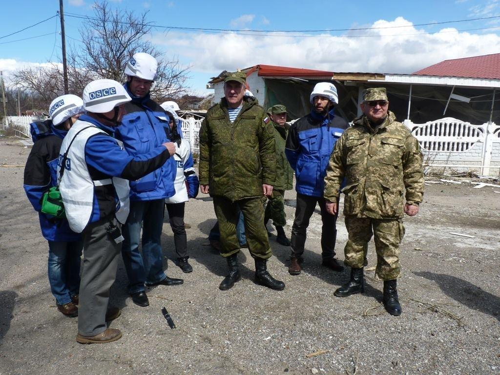 В Российской Федерации назвали условия, накоторых военные возвратятся вСЦКК