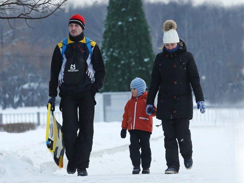 ВРеспублике Беларусь объявлен оранжевый уровень опасности— Сильные морозы