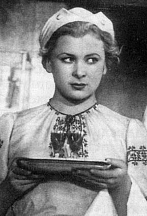 Мемория. Валентина Серова