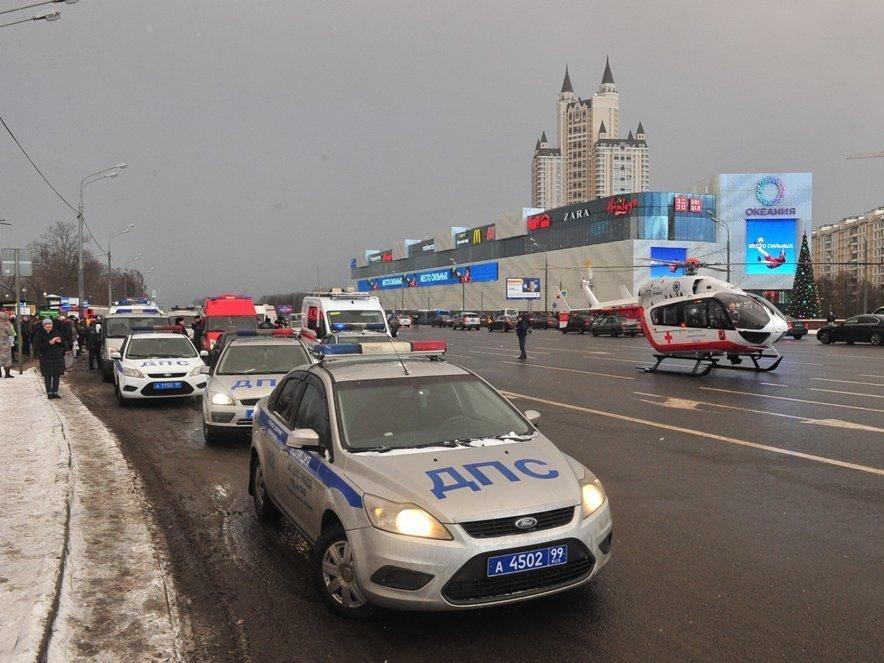 Установлена личность водителя въехавшего впереход в столице России автобуса