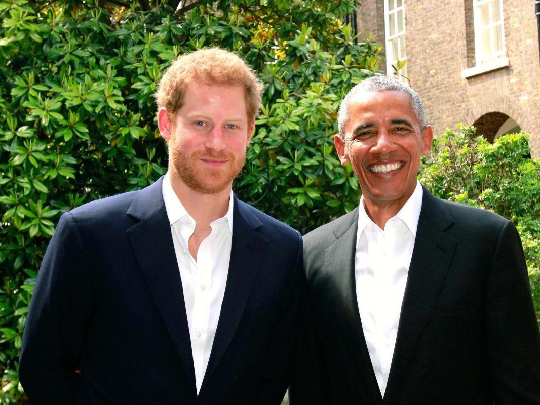 Обама дал интервью принцу Гарри: Признался, что скучает поБелому дому