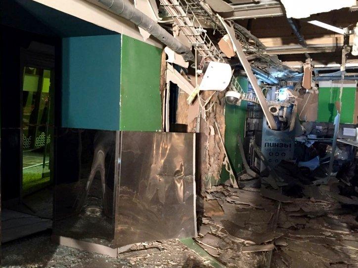 Число пострадавших при взрыве в«Перекрестке» возросло до 18 человек