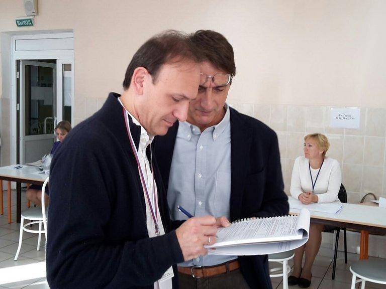 ЦИК позволила Гордон начать избирательную кампанию