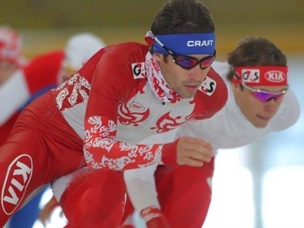Румянцев одержал победу серебро чемпионата Европы поконькобежному спорту надистанции 5000м