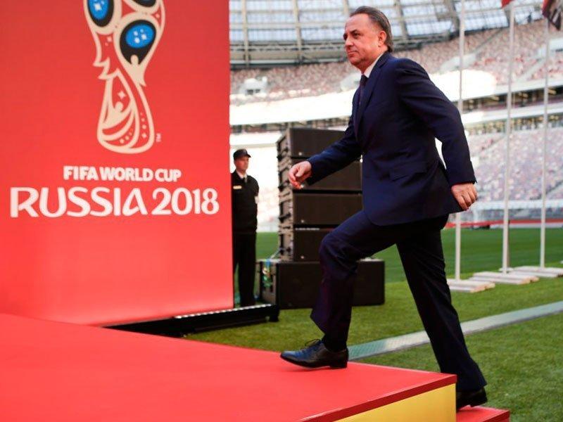 Смешно, когда футболистов обвиняют наоснове дневников Родченкова— Виталий Мутко