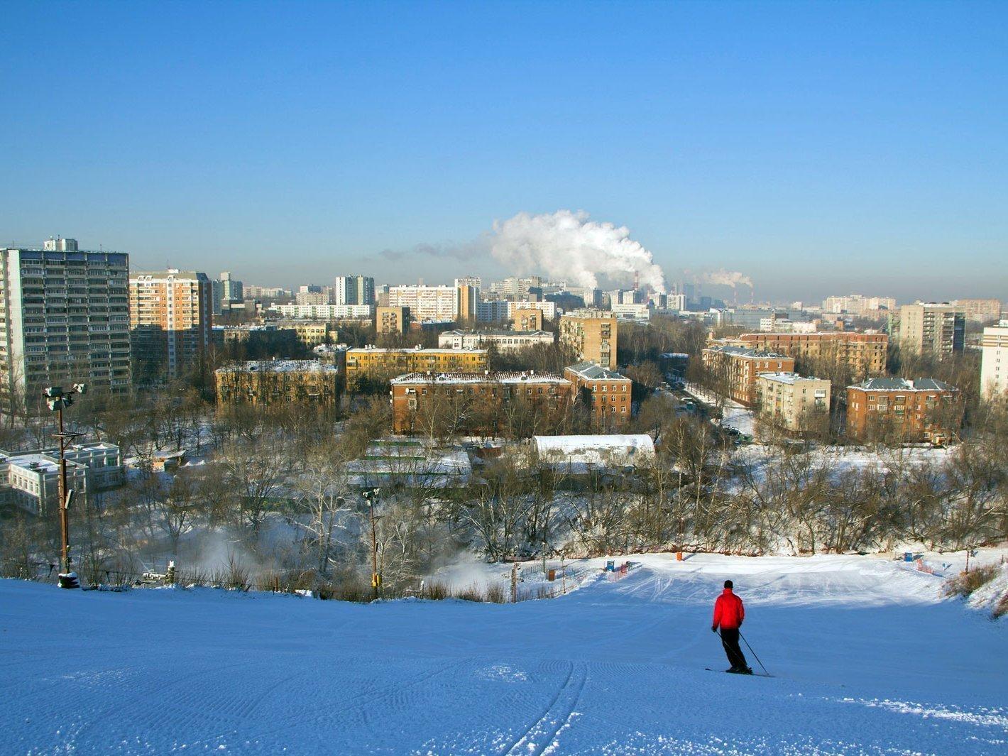 Вмосковском районе Марьино надень президентских выборов назначили референдум