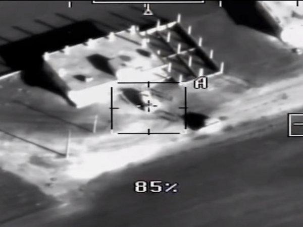 Уничтожение боевиков, осуществивших 31 декабря 2017 минометный обстрел авиабазы Хмеймим
