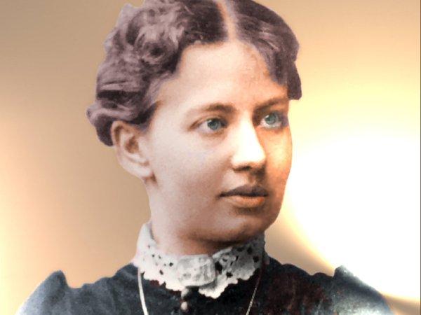 Софья Ковалевская. 1888 год