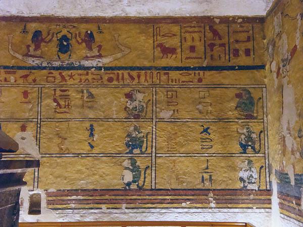 Анхесенамон, ее гробницы и родственники