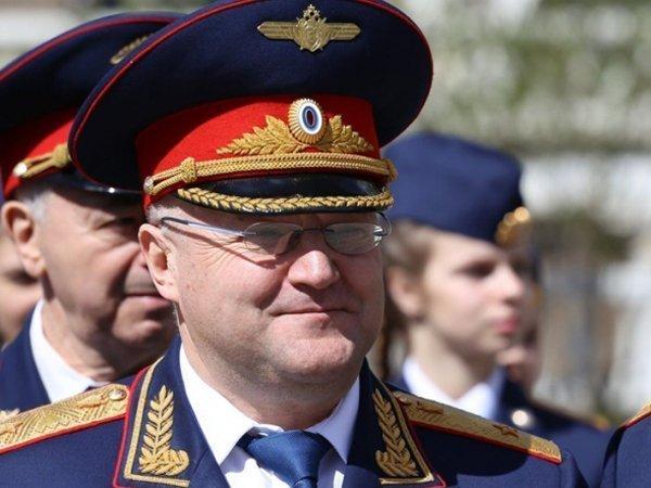 Глава московского Следственного комитета Александр Дрыманов уйдет вотставку после отпуска