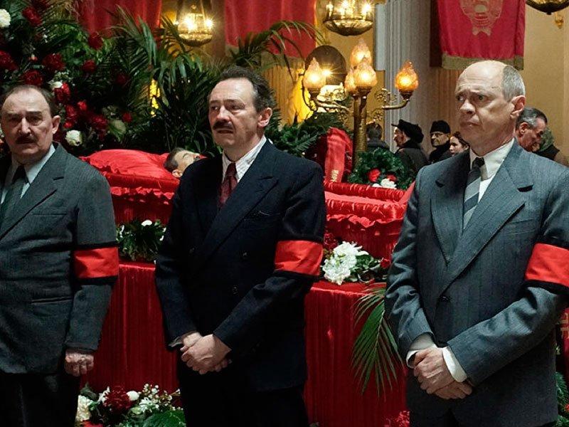 «Смерть Сталина» неудалось показать даже подпольно