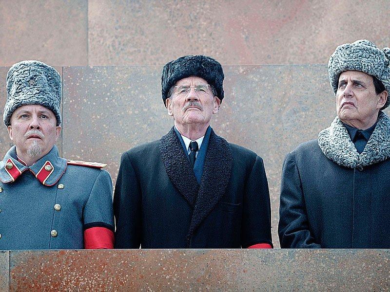Показавшие «Смерть Сталина» кинотеатры ожидает расследование— Минкультуры