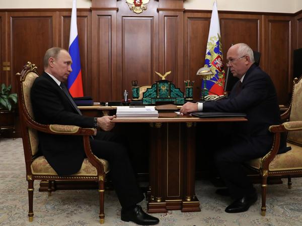 Руководитель СВР Сергей Нарышкин посетил США