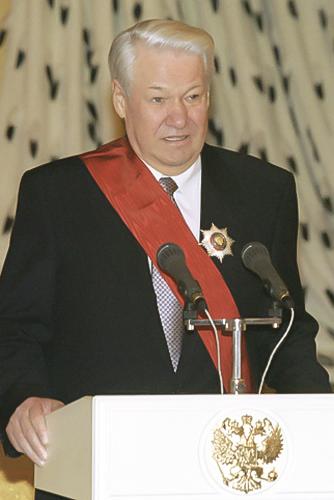 Мемория. Борис Ельцин