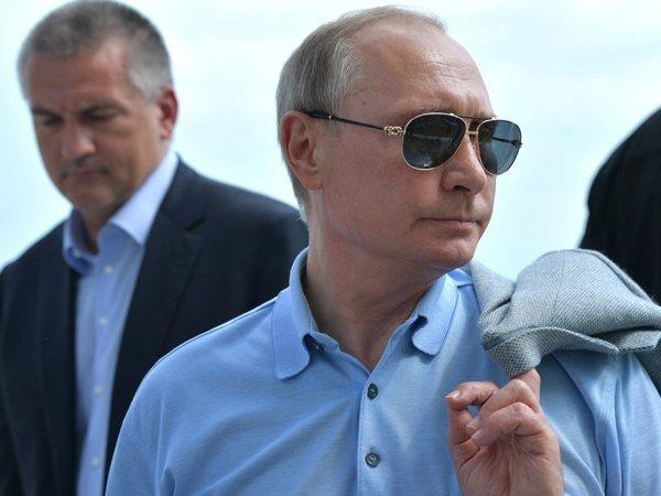 Очень требовательный глава : Песков обоценке В.Путина  его работы