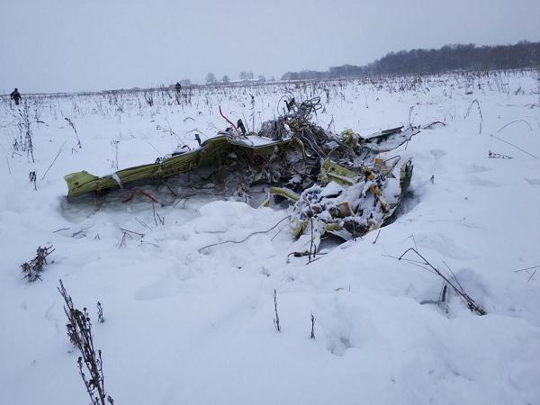 Ространснадзор решил остановить эксплуатацию всех Ан-148