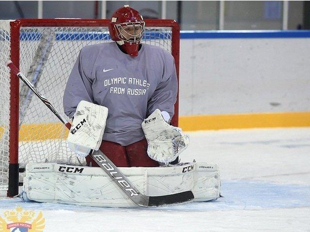 Русские хоккеисты узнали соперников волимпийском четвертьфинале