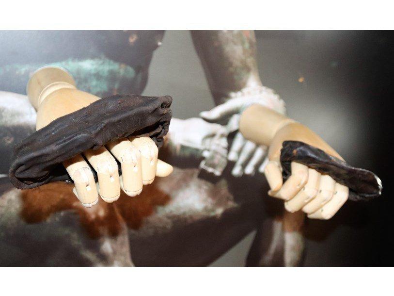 ВАнглии археологи нашли боксерские перчатки древних римлян