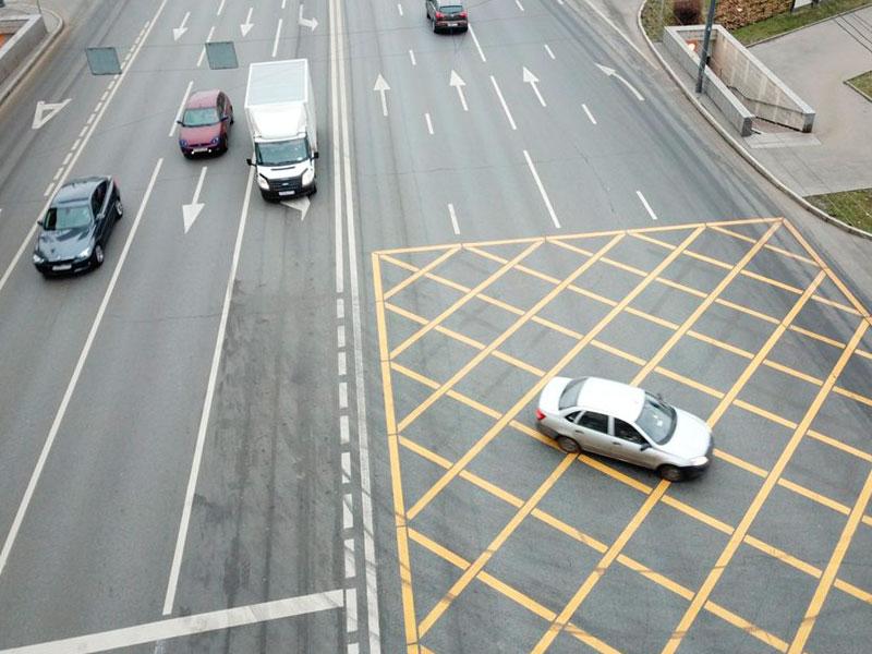 Дороги и платные полосы