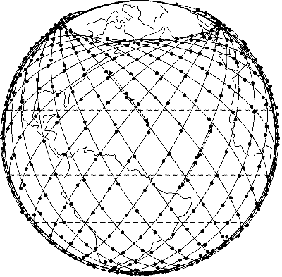 Microsat в космосе