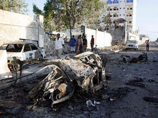 Теракт в Могадишо 23 февраля 2018 года