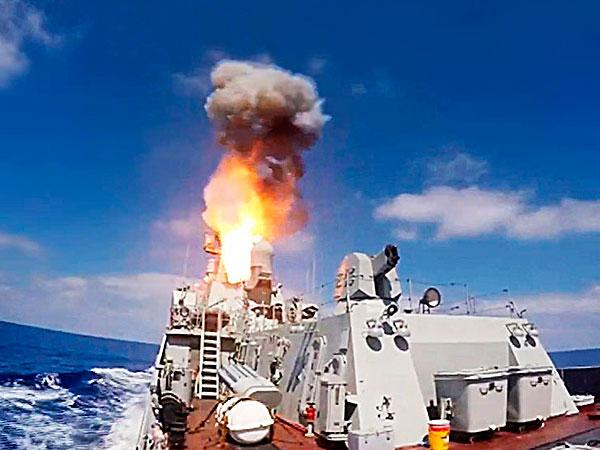 Война в Сирии как толчок для развития российского ОПК