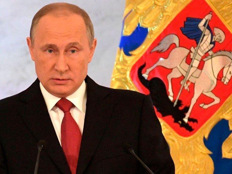 Вслучае ядерного удара по Российской Федерации ответ будет молниеносным — Путин