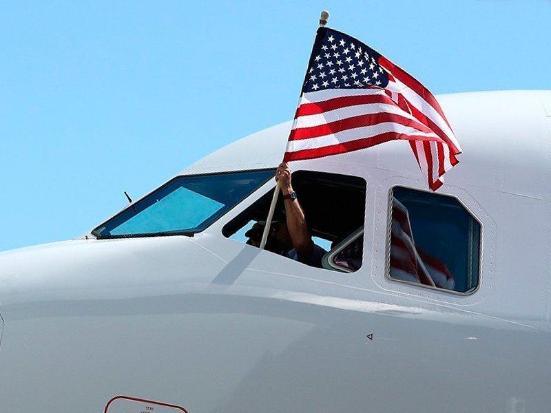 Североамериканская Delta Airlines отказалась отрейсов в РФ