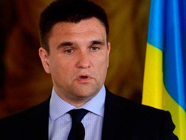 Климкин пообещал «наказать РФ завыборы вДонбассе»