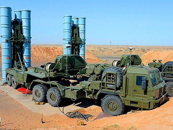 Система С-400