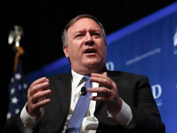 Сенат утвердил директора ЦРУ Майка Помпео напосту госсекретаря США