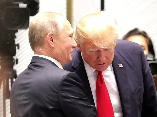 Впалате уполномченных  США ненашли свидетельств  сговора РФ  иТрампа