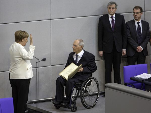 Четвертый срок Меркель: задачи и возможности