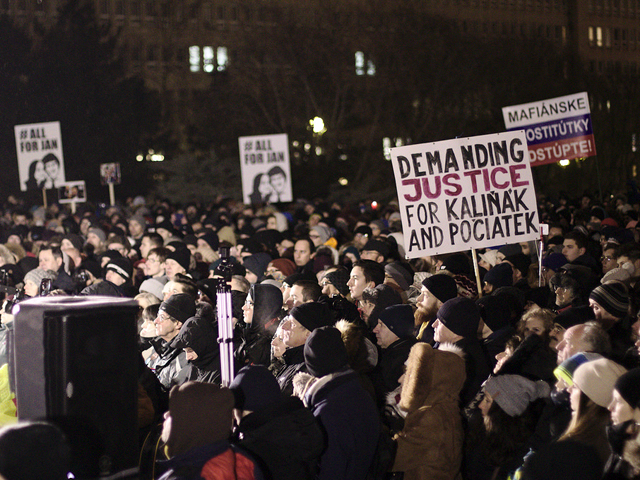 Словакия: политический кризис