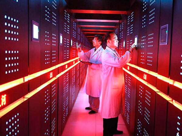 Технологии: США vs. Китай