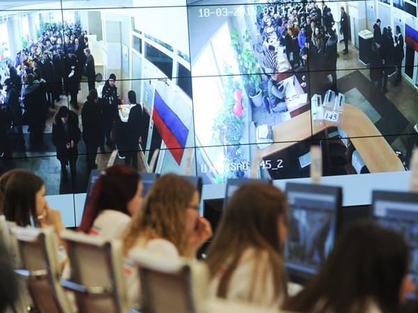Выборы в России: взгляд с Запада