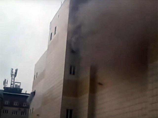 СКР завершил следствие по двум делам о пожаре в «Зимней вишне»