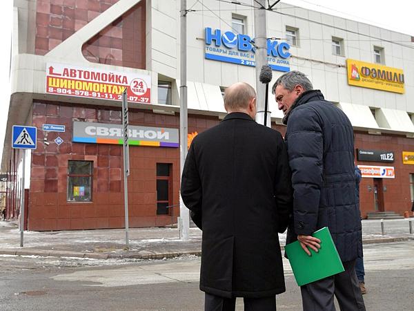 Кемеровский пожар и отставка Тулеева