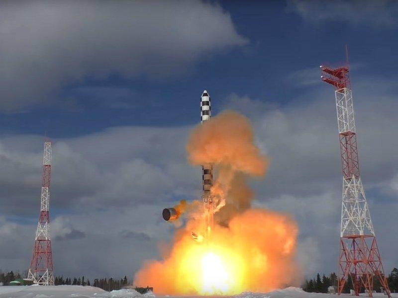 Минобороны поведало обиспытаниях самого нового русского вооружения