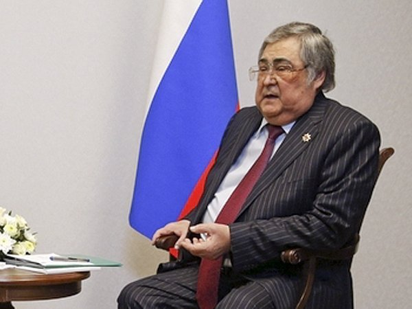 Экс-губернатор Кузбасса Аман Тулеев ушел изполитики