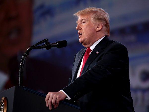 СМИ узнали о намерении Трампа изменить политику Китая