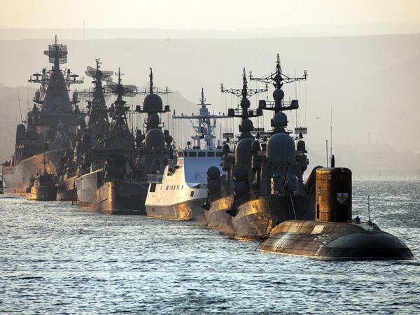 Крымский флот