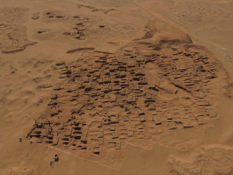 Французские археологи отыскали вАфрике древнейшую библиотеку