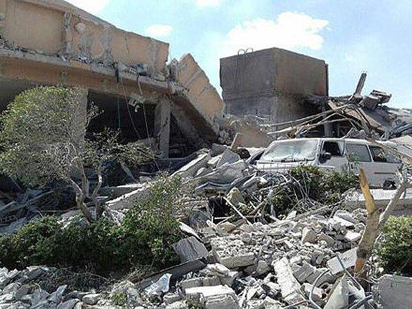 Сирия указала на поддержку Израиля со стороны США