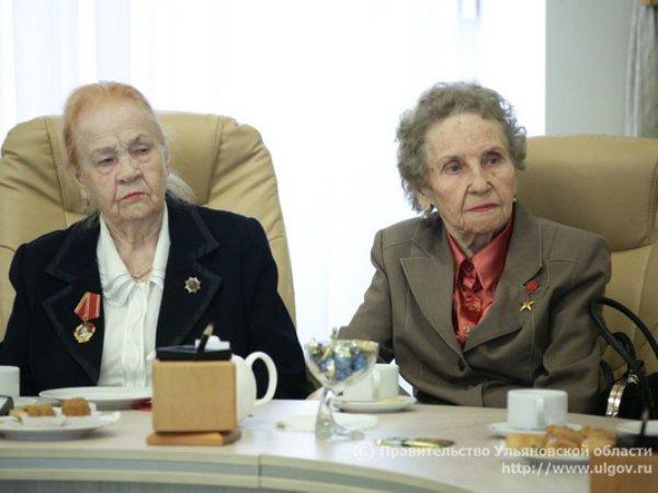 Жительницы Ульяновской области, награжденные Орденом Ленина
