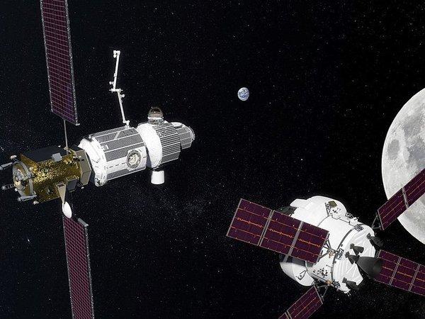 Lunar Orbital Platform — Gateway