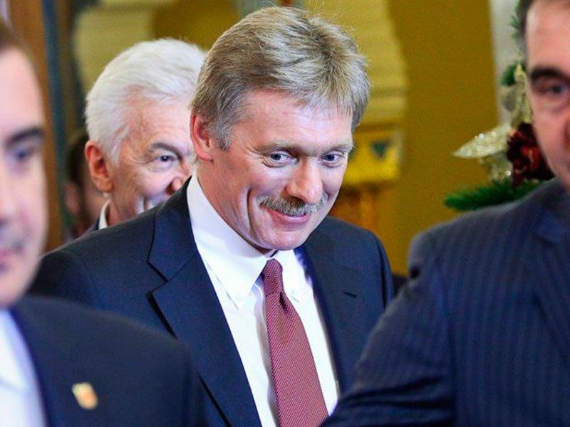 Дмитрий Песков пресс-секретарь президента РФ