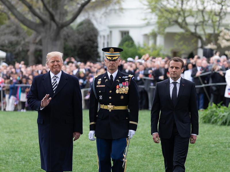Германия и США: дружелюбная неопределенность
